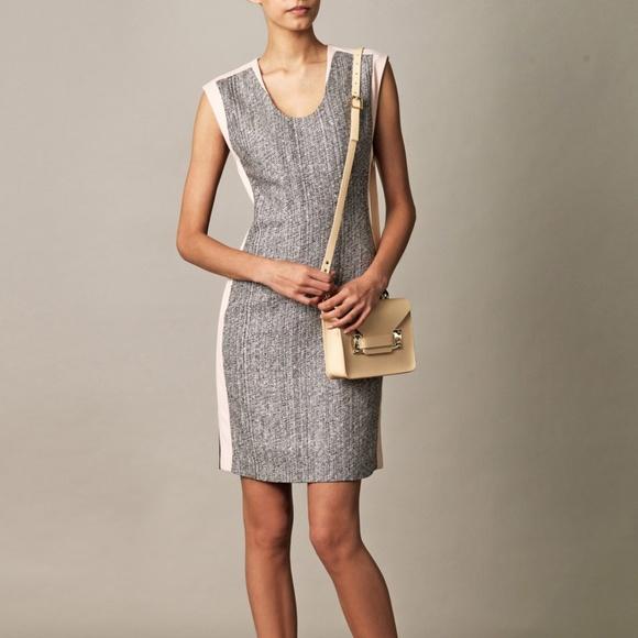 Diane Von Furstenberg Dresses & Skirts - Diane Von Furstenberg Katherine Tweed Dress